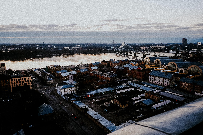 Riga Aussicht