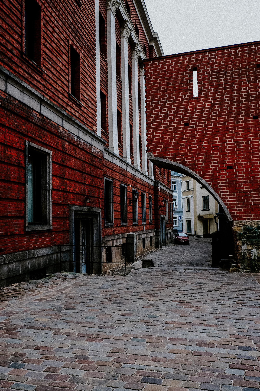 Alte Stadtmauern von Riga