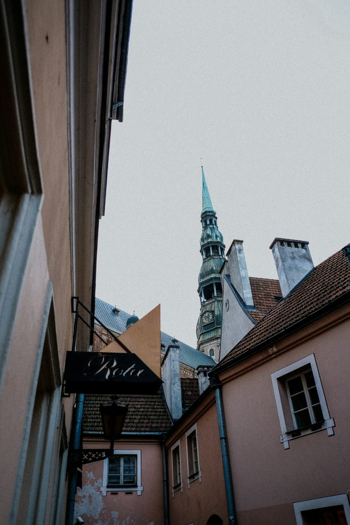 Die Altstadt von Riga